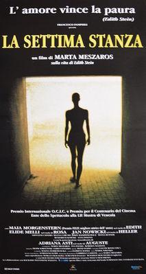 La Septième Demeure - Poster - Italy