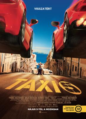 Taxi 5 - Poster - Hungary