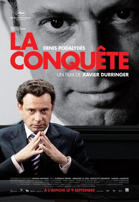 De Nicolas a Sarkozy - Poster - Quebec