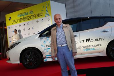 June 20: Opening of the 27th French Film Festival in Japan - Michel Ocelot - © Laurent Campus