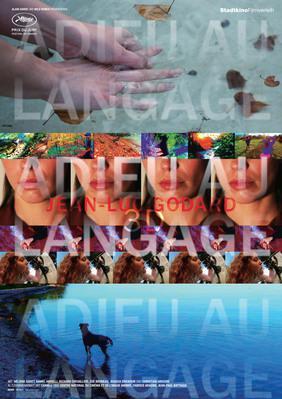 Adieu au langage - © Poster - Austria