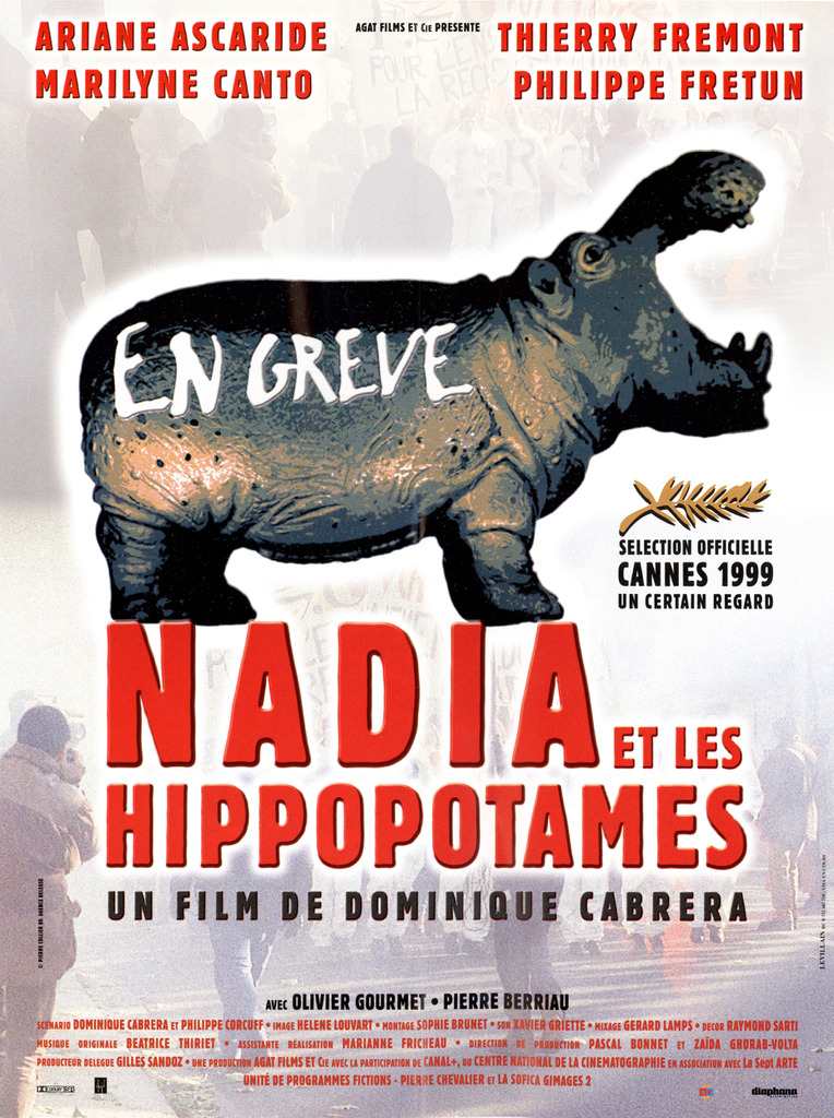 Nadia and Hippopotamuses