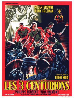 Les Trois centurions