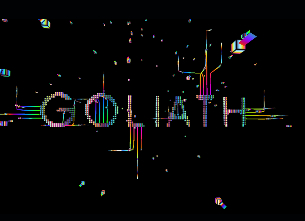 Goliath : Playing with Reality