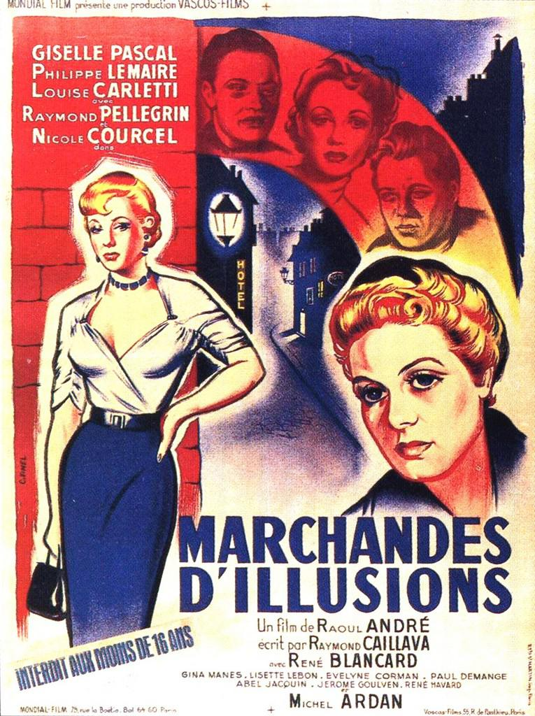 Marchandes d'illusions