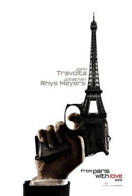 From Paris With Love - Preview Poster