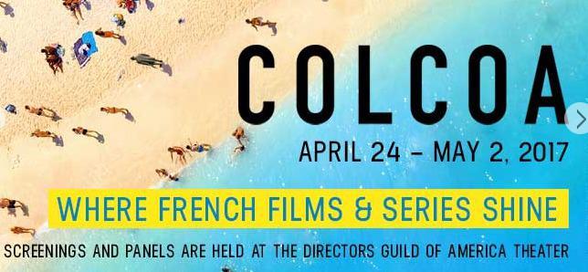 21.ª edición de CoLCoA, el Festival de Cine Francés de Los Angeles