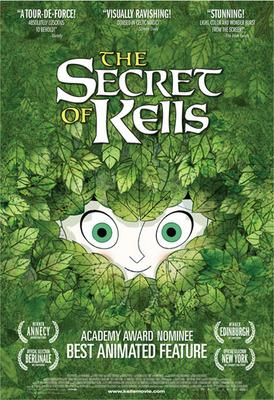 Brendan and the Secret of Kells - Poster - USA - © Gkids