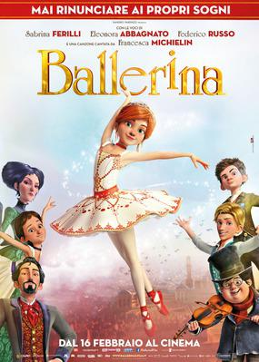 Ballerina - Poster - Italy