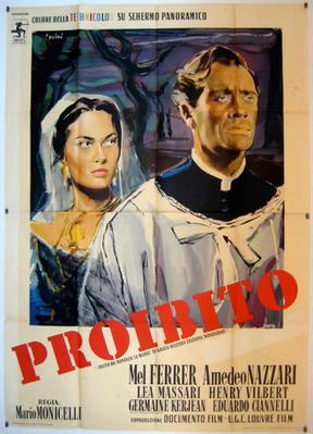 Proibito - Poster - Italie