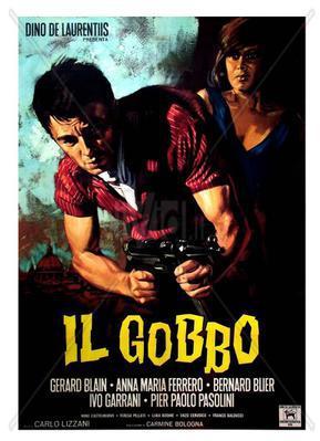 El Jorobado de Roma - Poster - Italy
