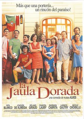 La jaula dorada - Poster - Spain