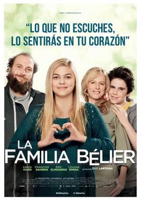 La Familia Bélier - Poster Colombie