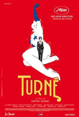 Tournée / さすらいの女神(ディーバ)たち - Poster - Brazil
