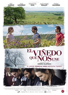 Nuestra vida en la Borgoña - Poster - Mexico