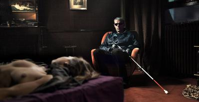 Blind Man - © Jessica Forde 2011 EuropaCorp – France 2 Cinema