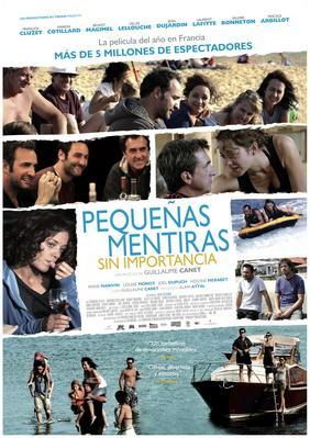 Pequeñas mentiras sin importancia - Poster - Espagne