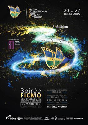 International Short Film Festival in Outaouais (FICMO) - 2015