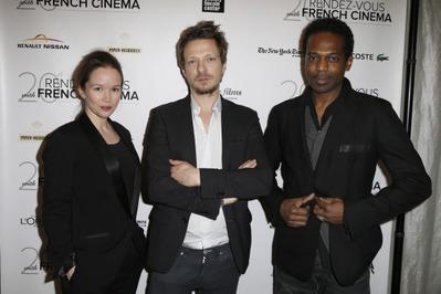 Clap final para el 20º Rendez Vous with French Cinema in New York - L'équipe de L'Affaire SK1