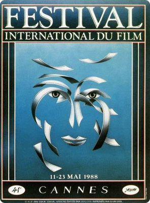 Festival international du film de Cannes - 1988