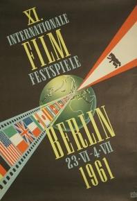 Festival Internacional de Cine de Berlín - 1961