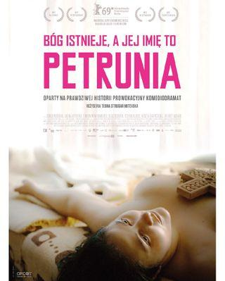 Dios es mujer y se llama Petrunya - Poster - Poland