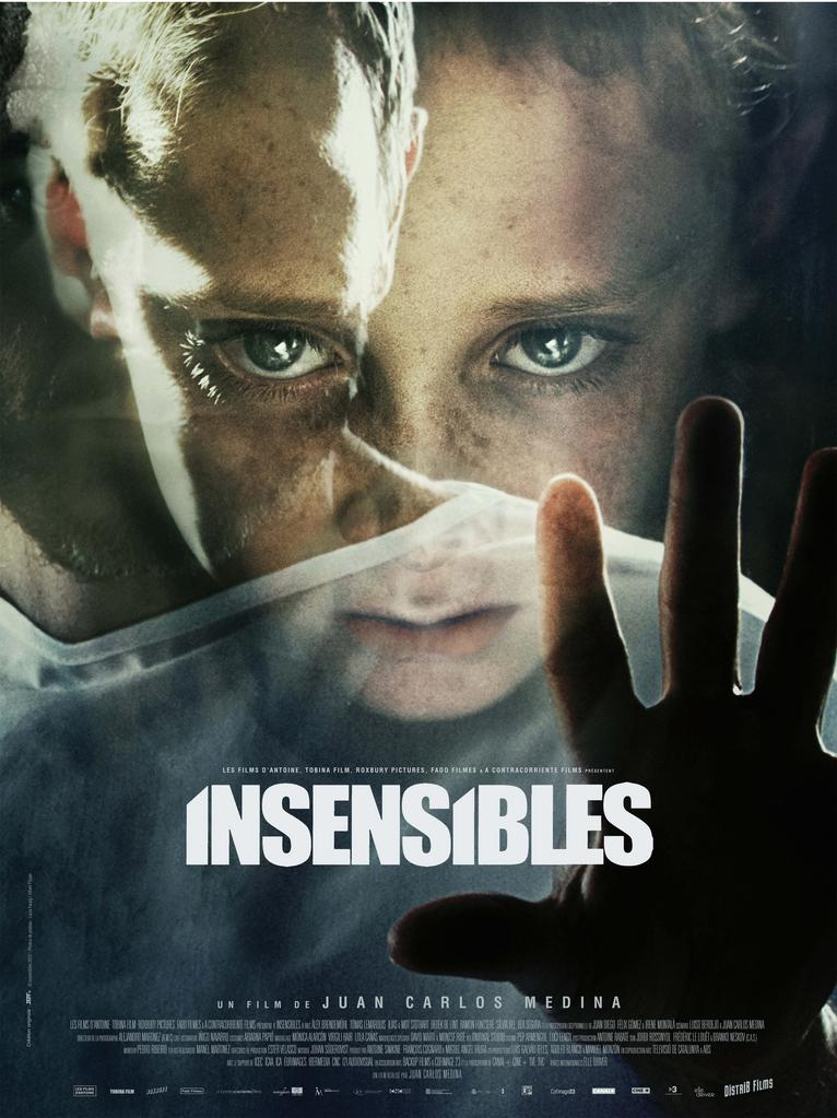 film Insensibles en streaming