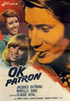 OK patron - Spain