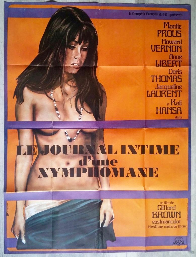 Journal intime d'une nymphomane (Les inassouvies 77)