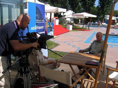 ユニフランスの新学期 - Venise 2008: Barbet Schroeder en interview