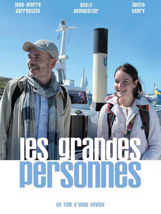 Martina Eriksdotter - Poster - France