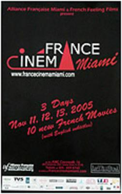 France Cinema Floride (Miami - Boca Raton) - 2005