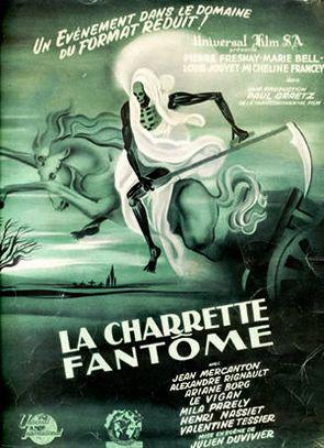 la charrette fantome