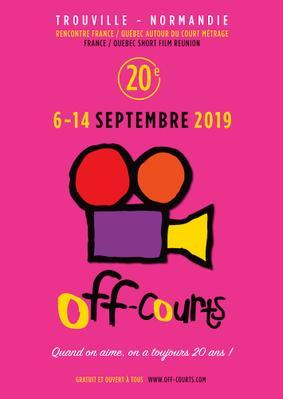 Trouville Off-Courts Film Festival - 2019