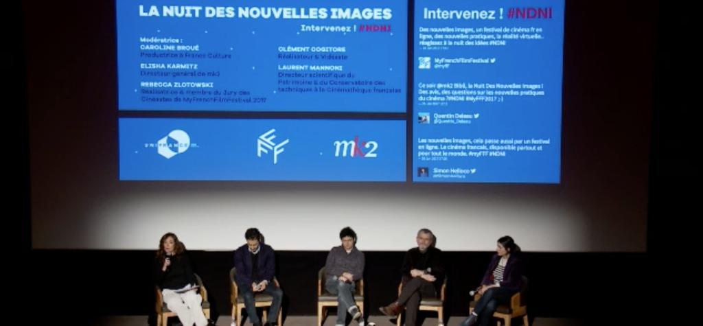La Nuit des Nouvelles Images 2017