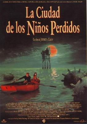 La Cité des enfants perdus - Poster - Espagne