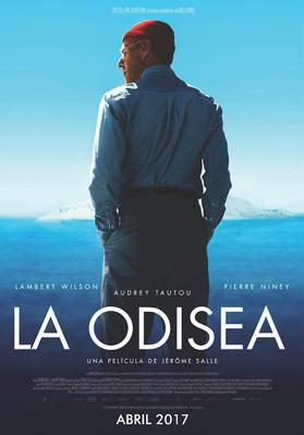 The Odyssey - Poster - Mexico