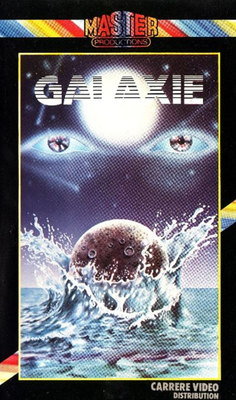 Galaxie - Jaquette VHS France