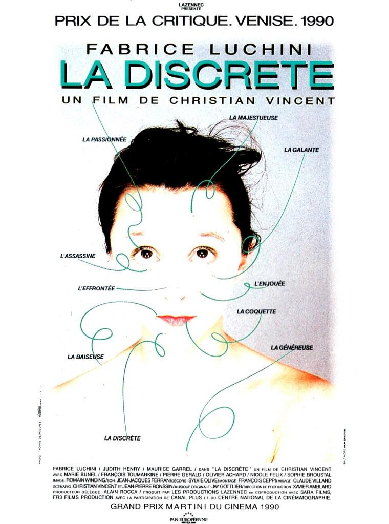 Cinema de Cinema - Poster France