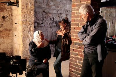 Ici on noie les Algériens - © Nina Bernfeld