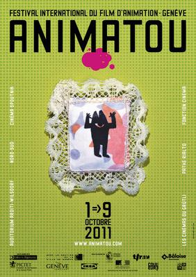 Festival Internacional de Cine de Animación de Ginebra (Animatou)  - 2011