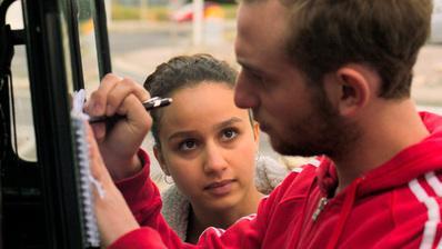 L'Adieu à la nuit - © Curiosa Films - Bellini Films - Arte France Cinéma - ZDF Arte - Legato Films - Films Boutique
