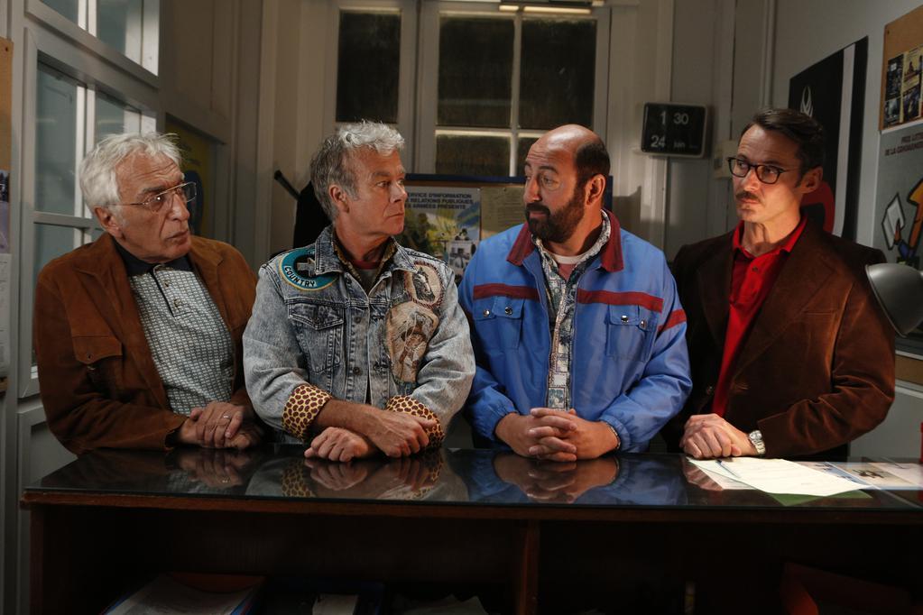 Julien Boisselier - © 2014 Few-EuropaCorp-Tf1 Films Production- Roger Arpajou