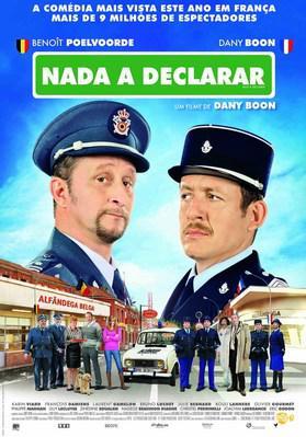 Rien à déclarer - Poster -Portugal