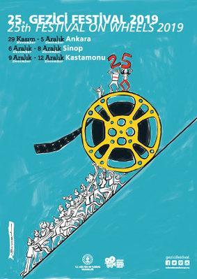 Festival itinérant de films européens d'Ankara - 2019