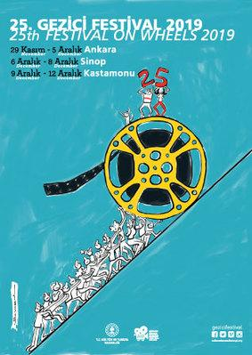 Festival of European Films on Wheels of Ankara - 2019
