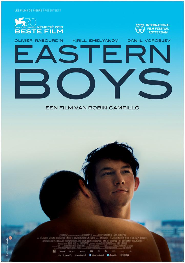 Eastern Boys - Poster - Netherlands
