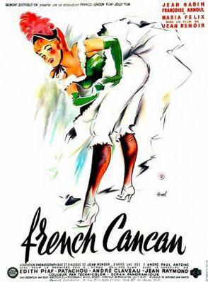 フレンチ・カンカン - Poster France (2)