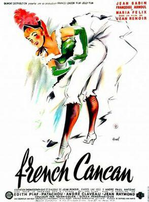 French Cancan - Poster France (2)