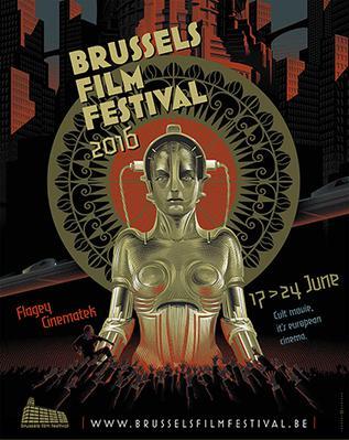 Bruselas - FilmFestival de Cine - 2016